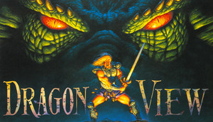 Cover for Dragon View.