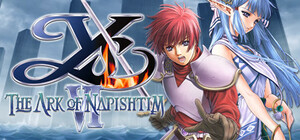 Cover for Ys: The Ark of Napishtim.