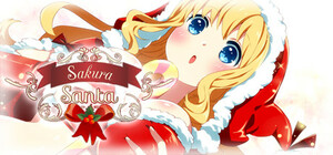 Cover for Sakura Santa.