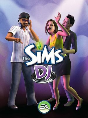 Cover for The Sims DJ.