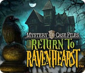 Cover for Mystery Case Files: Return to Ravenhearst.