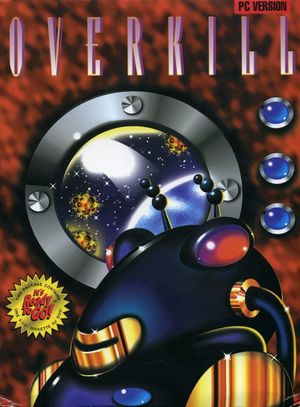 Cover for Overkill.
