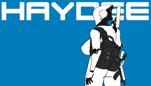 Cover for Haydee.