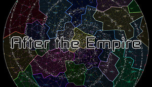 Cover for After the Empire.