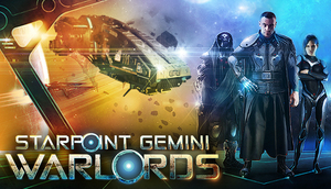 Cover for Starpoint Gemini Warlords.