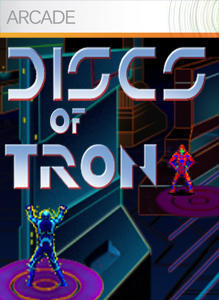 Cover for Discs of Tron.