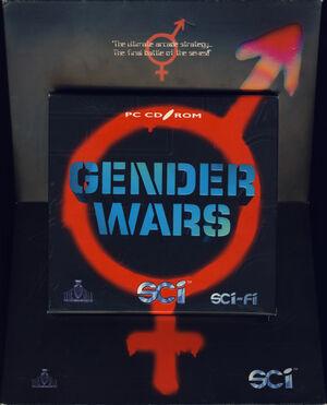 Cover for Gender Wars.