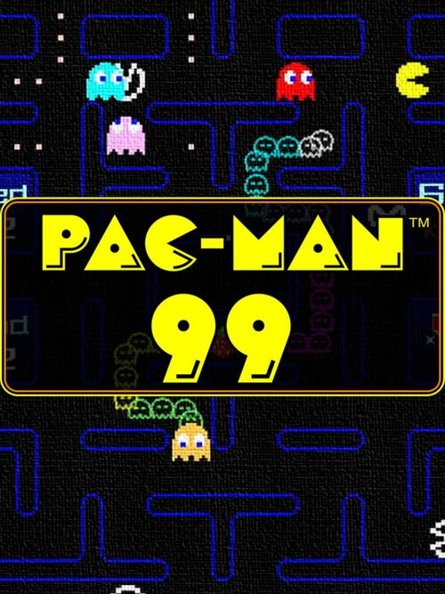 Cover for Pac-Man 99.