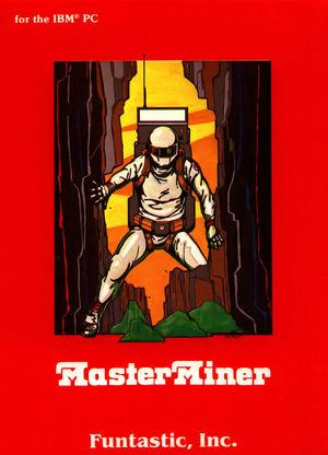 Cover for Master Miner.