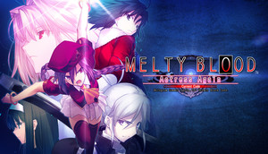 Cover for Melty Blood Actress Again Current Code.