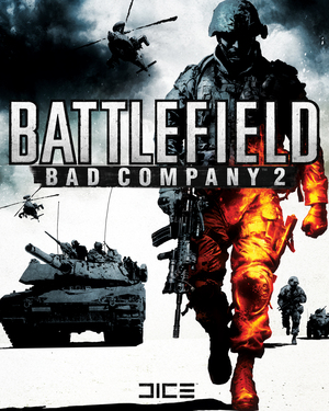 Cover for Battlefield: Bad Company 2.