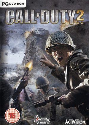 Cover for Call of Duty 2.