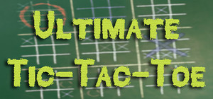 Cover for Ultimate Tic-Tac-Toe.