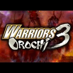 Cover for Warriors Orochi 3.