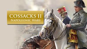 Cover for Cossacks II: Napoleonic Wars.