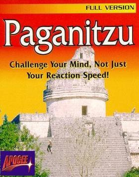 Cover for Paganitzu.