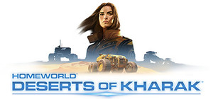 Cover for Homeworld: Deserts of Kharak.
