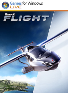Cover for Microsoft Flight.