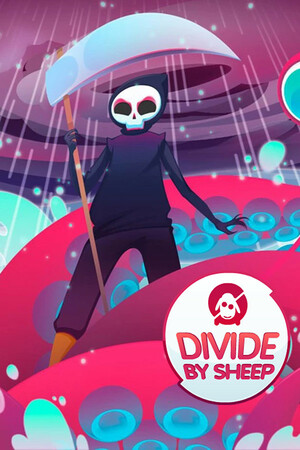 Cover for Divide by Sheep.