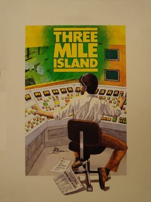 Cover for Three Mile Island.