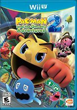 Cover for Pac-Man and the Ghostly Adventures 2.
