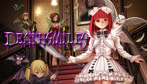 Cover for Deathsmiles.