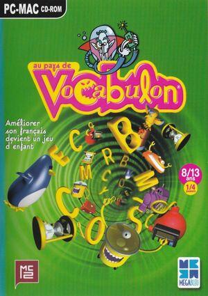 Cover for Au Pays de Vocabulon.