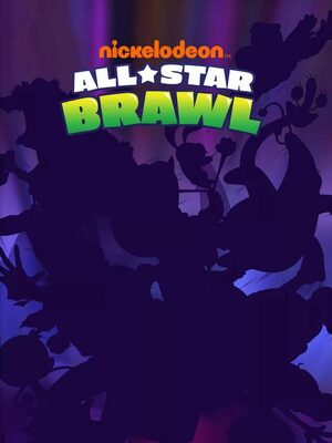 Cover for Nickelodeon All-Star Brawl.