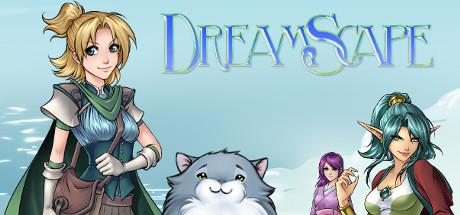 Cover for Dreamscape.