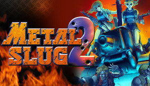 Cover for Metal Slug 2.