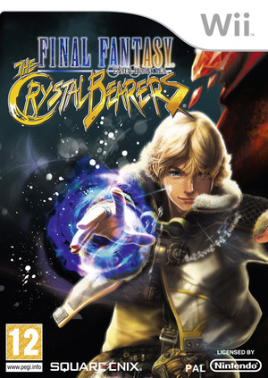 Cover for Final Fantasy Crystal Chronicles: The Crystal Bearers.