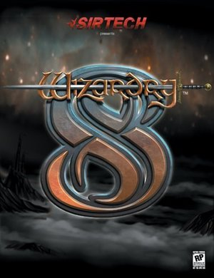 Cover for Wizardry 8.