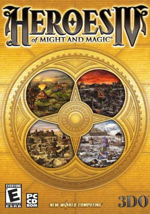 Cover for Heroes of Might and Magic IV.