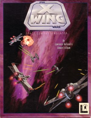Cover for Star Wars: X-Wing.