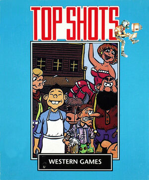 Cover for Western Games.