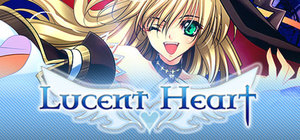 Cover for Lucent Heart.