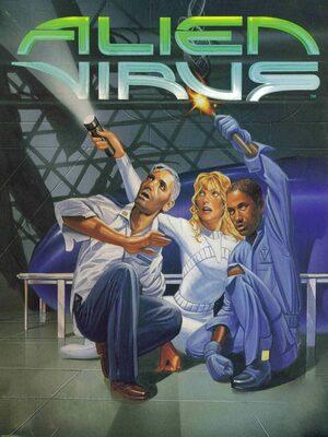 Cover for Alien Virus.