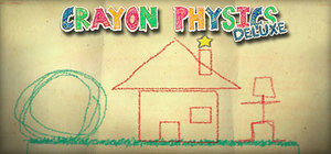 Cover for Crayon Physics Deluxe.