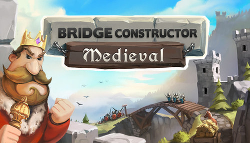Cover for Bridge Constructor Medieval.
