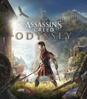 Cover for Assassin's Creed Odyssey.