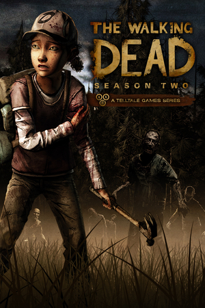 Cover for The Walking Dead: Season Two.