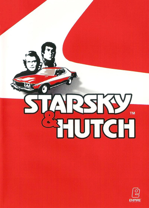 Cover for Starsky & Hutch.
