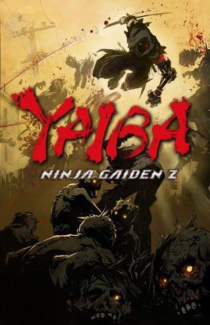 Cover for Yaiba: Ninja Gaiden Z.