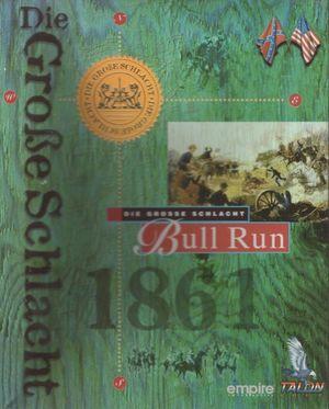 Cover for Battleground 7: Bull Run.