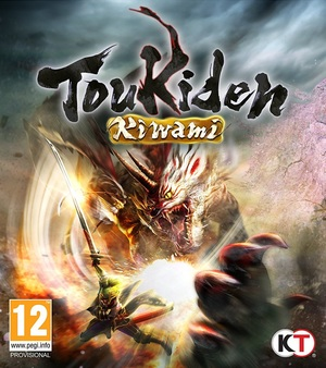 Cover for Toukiden.