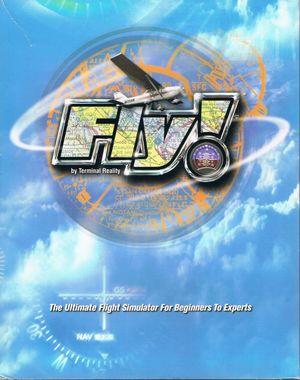 Cover for Fly!.