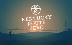 Cover for Kentucky Route Zero.