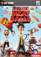 Cover for Cloudy with a Chance of Meatballs.