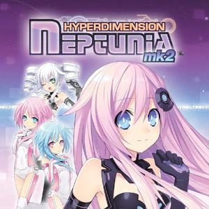 Cover for Hyperdimension Neptunia Mk2.