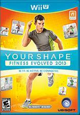 Cover for Your Shape: Fitness Evolved 2013.